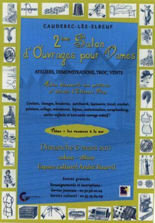 ouvrages pour dames 2011