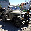Kaiser jeep de 1967 (RegioMotoClassica 2011) 01