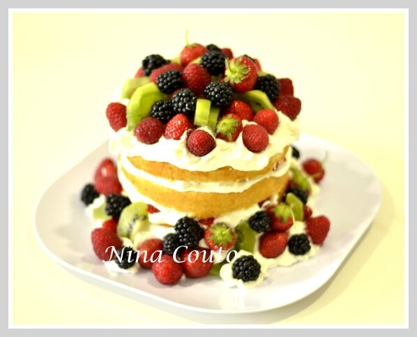 gateau fruits nimes 1