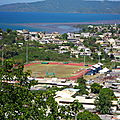 Mayotte - La course de pneus
