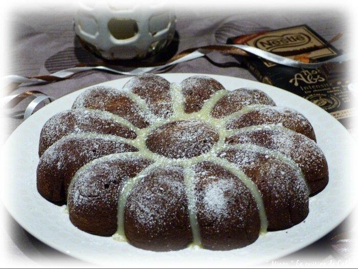 gâteau Madeleine choco2