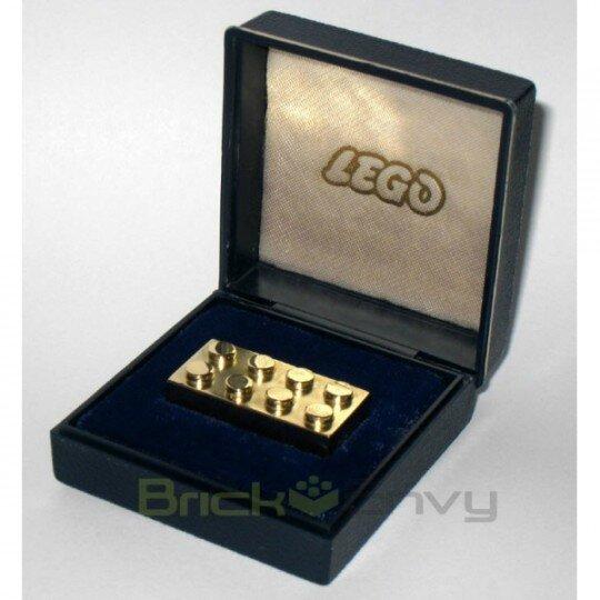 Lego en or