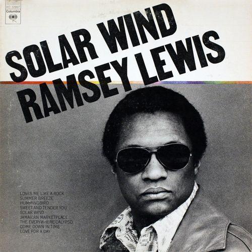 Ramsey Lewis - 1980 - Solar Wind (Columbia)