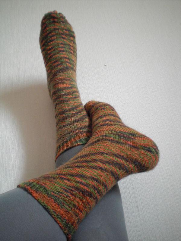 Les deux pieds dans le potage - Mars 2011