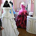 show room robe de mariée marjorie g creation