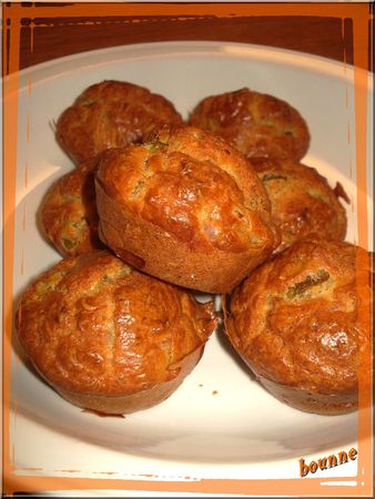 muffins thon olives