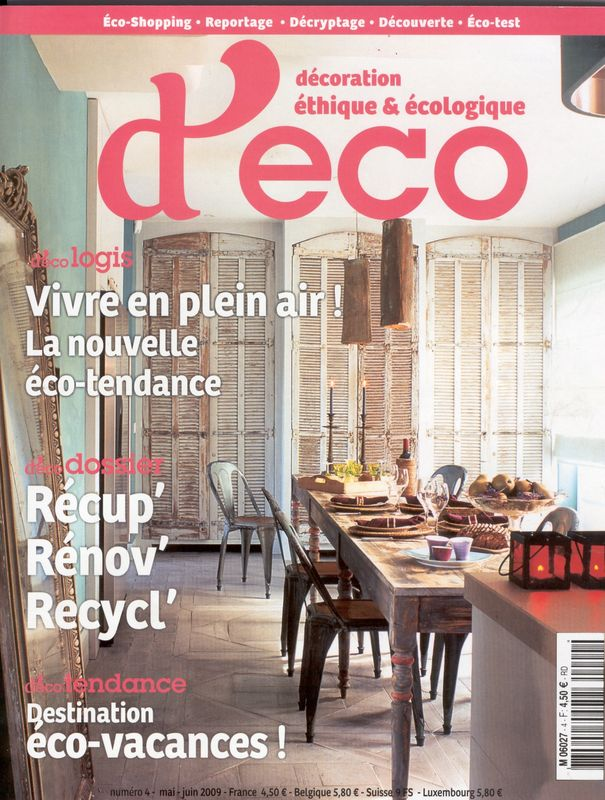 l 39 ecole dans un nouveau magazine de d co l 39 ecole. Black Bedroom Furniture Sets. Home Design Ideas