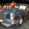 Mercedes 280 coupe W 111 1968 01