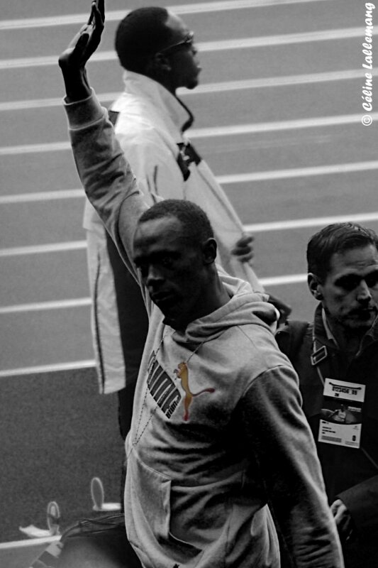 ATHLE Meeting areva 2010 Usain Bolt