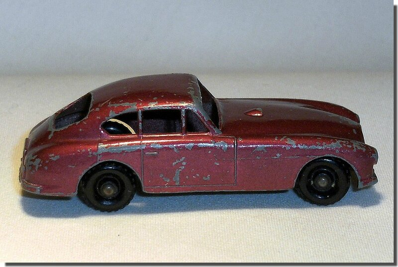 53 A Lesney Matchbox Aston Martin 03