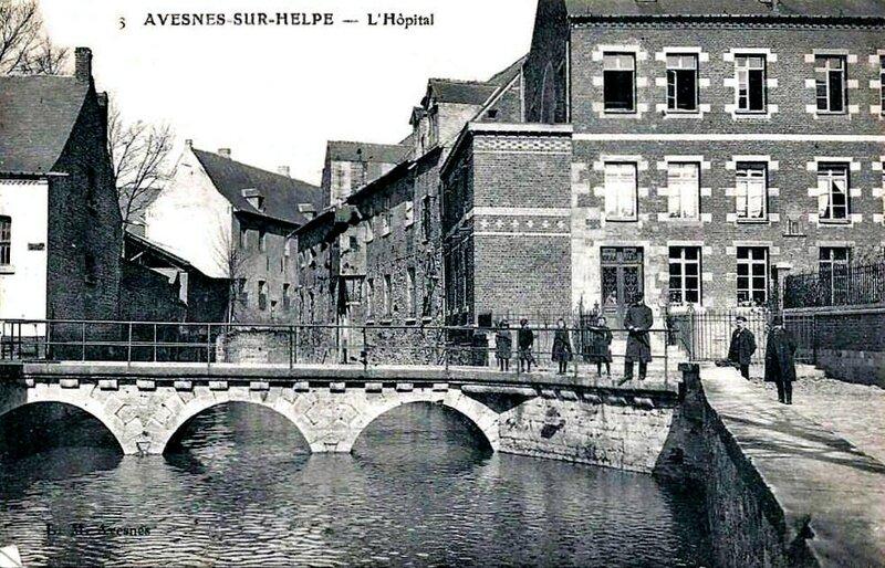 AVESNES-Le Quai de l'Hôpital 1