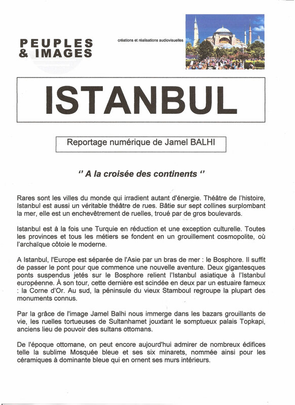 ISTANBUL page 1