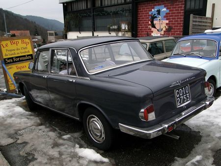 lancia flavia, 1960 1967, 4