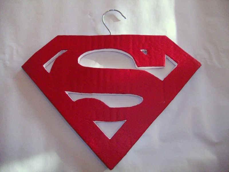Cintre Superman