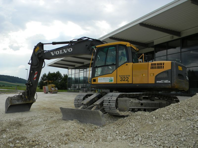Engin De Chantier Caterpillar