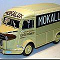 Citroen Type H 1951 Mokalux 1