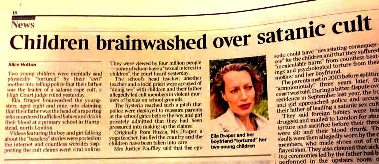 childrenbrainwashedhampstead