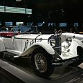 MERCEDES BENZ 26-120-180 PS type S Tourenwagen 1928 Stuttgart (1)