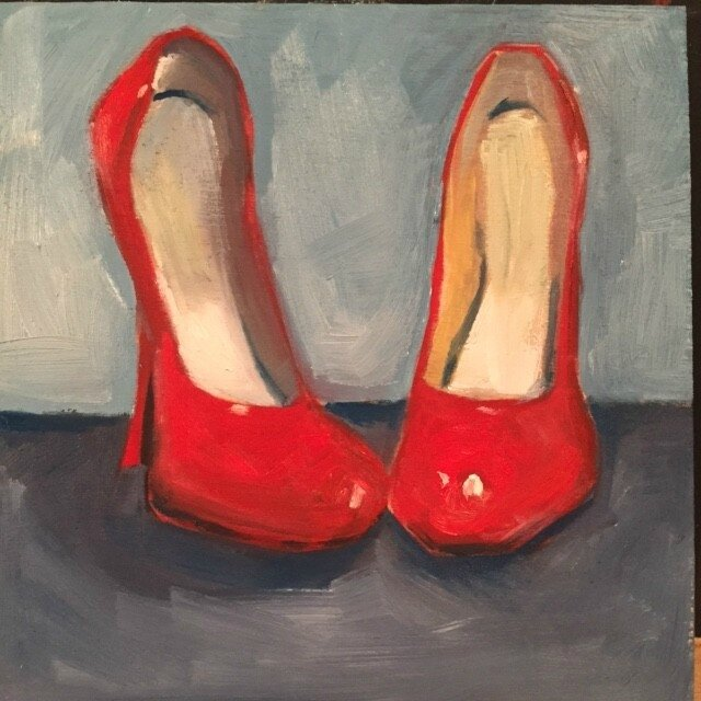 red shoes helena renwick