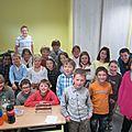 Joyeux anniversaire ! Année scolaire 2012 ~ 2013