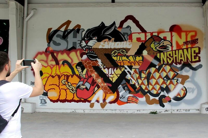 7-L'Aerosol -Maquis-art Hall Of Fame_1538