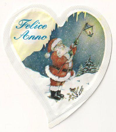 Emballage de sucre Père-Noël 09