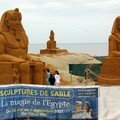 330-L EGYPTE SCULPTURES DE SABLE 2007