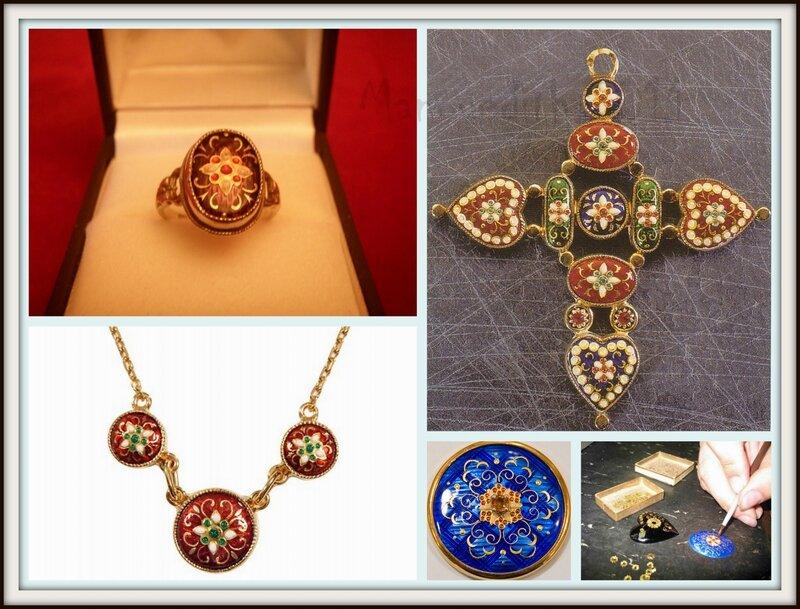 bijoux bressans mosaique