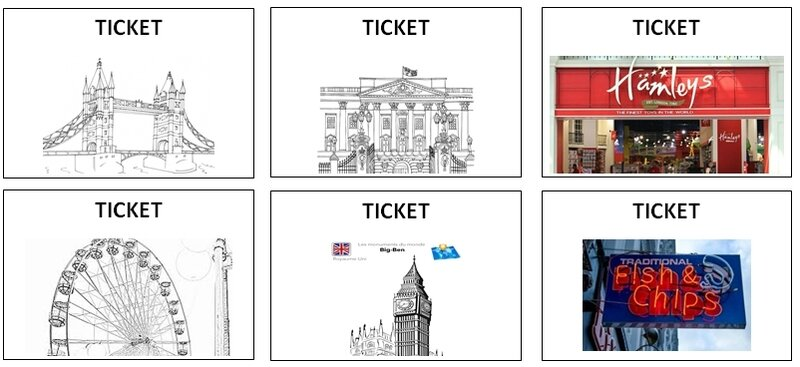 image tickets