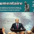 Poutine veut-il vraiment déstabiliser l'occident ?