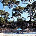 Nos vacances dans le sud/carnet d'adresses: les plages