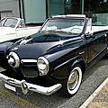 Studebaker champion regal deluxe convertible-1950