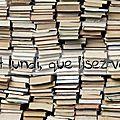 C'est lundi, que lisez-vous? # 176