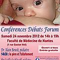 conférence 2012