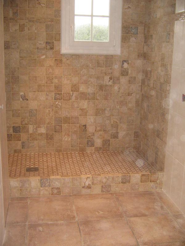 salle de bain - sarl rouet carrelage - Pierre Naturelle Salle De Bain
