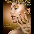 Magasine passion nail art