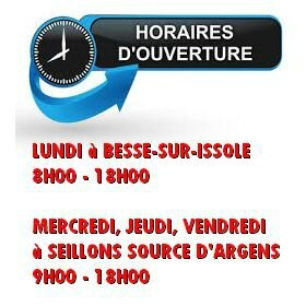 MH SINAPI Horaires