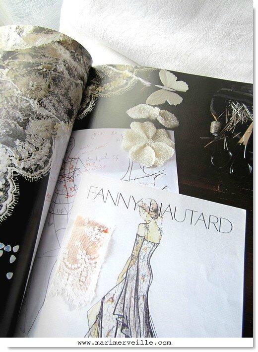 métiers d'art de la mode - le couturier- marimerveille