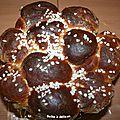 Brioche sans beurre et sans œuf (christophe michalak)