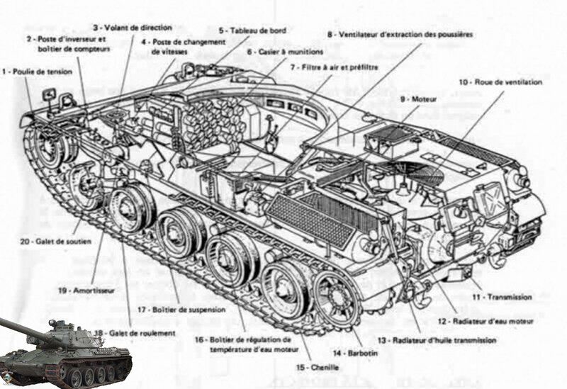 AMX-30_Line_Drawing_France_01 img-2664868d67