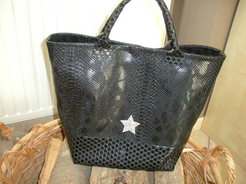 Kapitaine noir étoile (2)