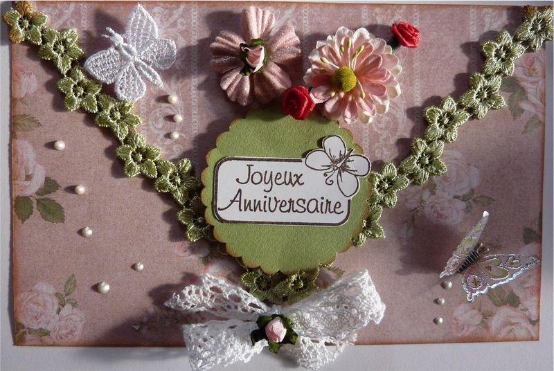 Jolie Carte Pour Un Anniversaire Mod232le Lisaoycwilson Site