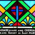 Massacre de Marie-Anne Chenuau en avril 1794 (légende)