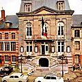AVESNES SUR HELPE-L'Hôtel de Ville (4)