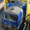 X 2209 au lavage, dépôt de Limoges