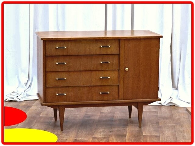 commode buffet vintage 1950 (35)