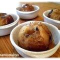 Pommes au four au miel et à la cannelle trop bonne et rapide