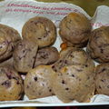 Muffins aux baies