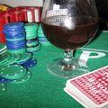 Bourbon & sirop d'orgeat