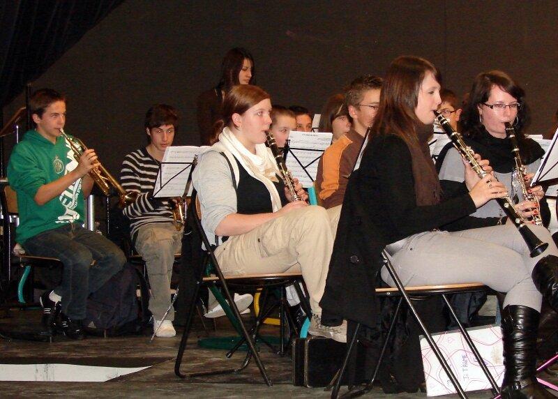 Stage Orchestre des Jeunes 2008 (1)